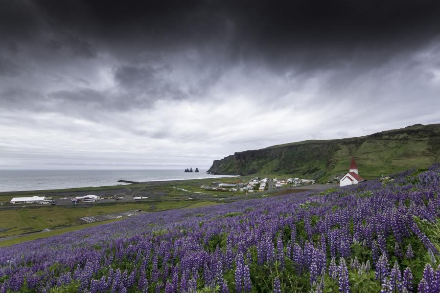 TF/G0POT Vik, Iceland