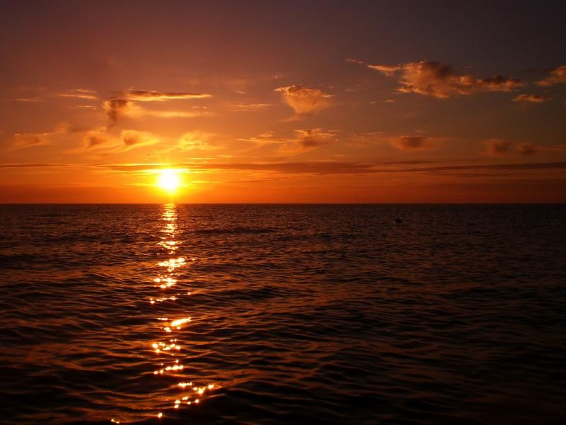 SM80FOC Sunset, Visby, Gotland Island, Sweden.