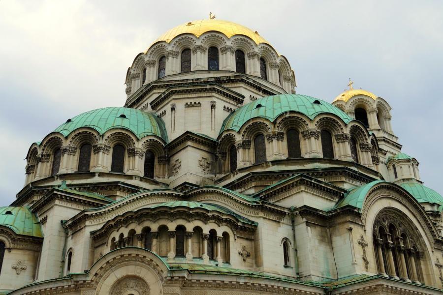 LZ7B Catedral Alexander Nevski, Sofia, Bulgaria.