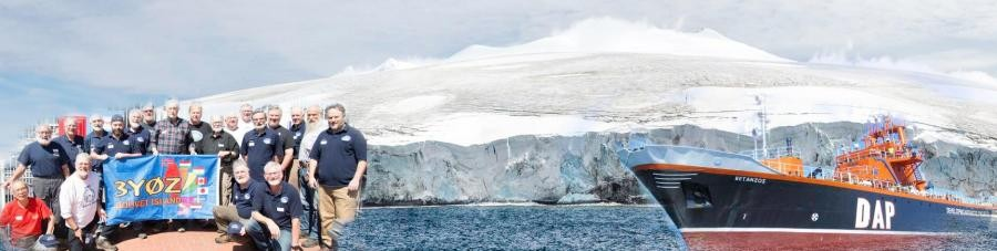 3Y0Z Bouvet Island DX Pedition Epilogue