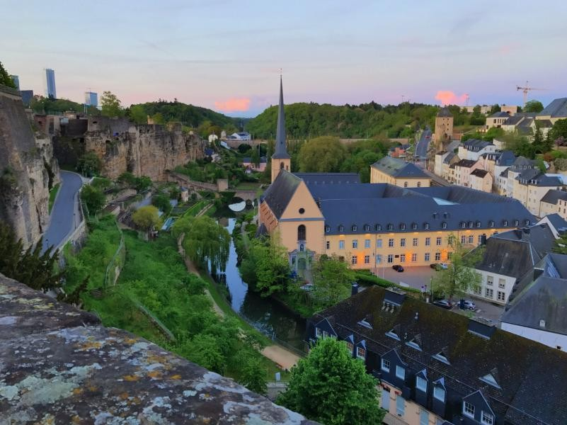 LX/DJ3XD Luxembourg