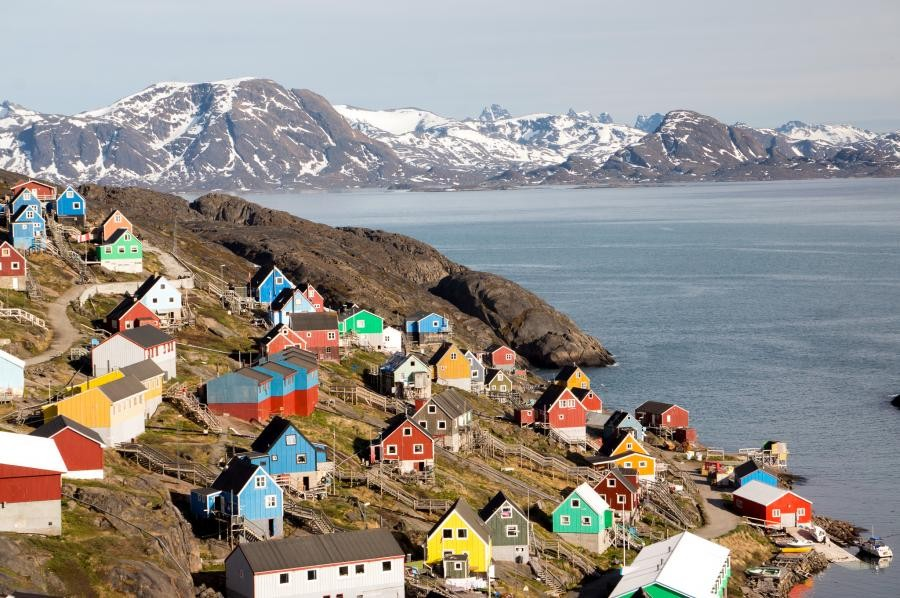 OX/SM3UQK Greenland