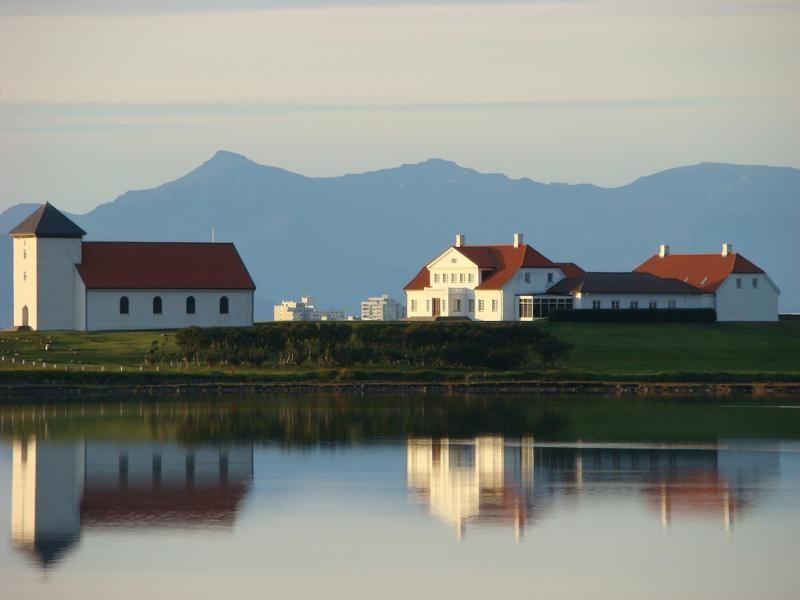 TF1VHF Alftanes, Iceland