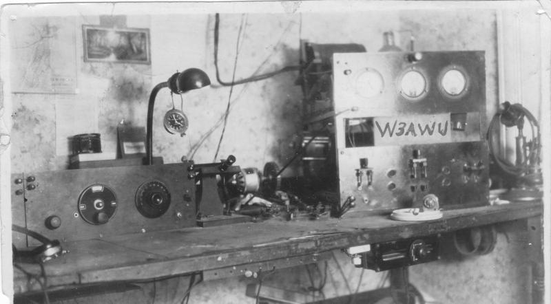 W3AWU Alfred Cammarata, Fairfax, USA.