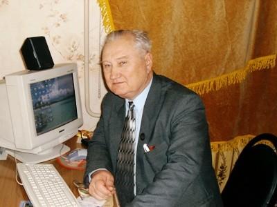 UA4LD Vladimir Moghilko, Ulyanovsk, Russia