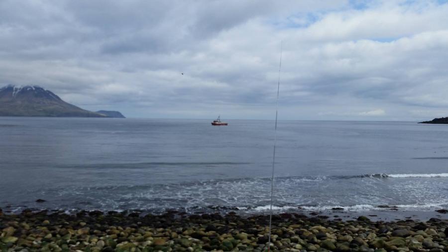 KL7RRC/P Kagamil Island Antenna