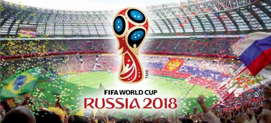 SF18FWC Sollentuna, Sweden. FIFA World Cup Russia.