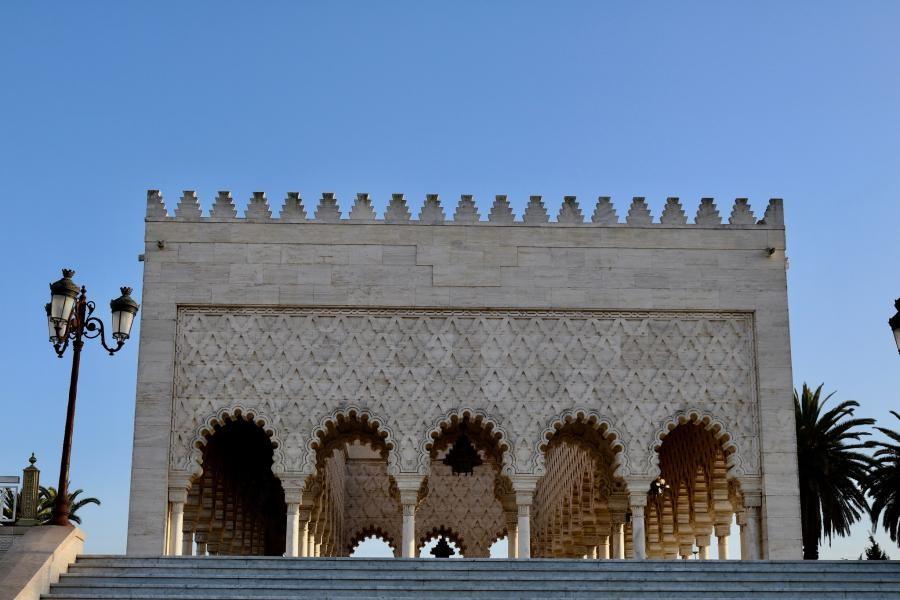 CN18FWC Rabat, Morocco