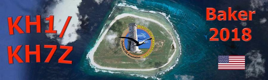 KH1/KH7Z Baker Island DX Pedition 160m