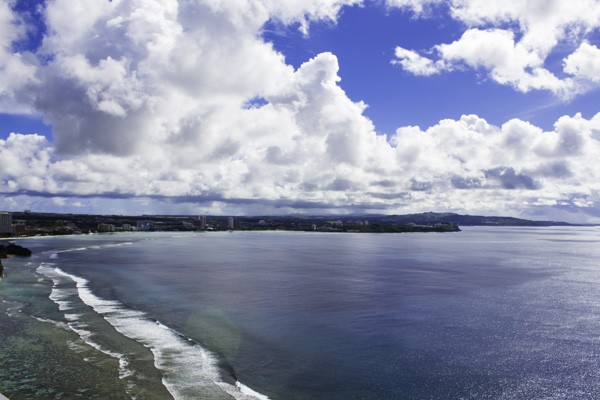 WH2JA Guam Island