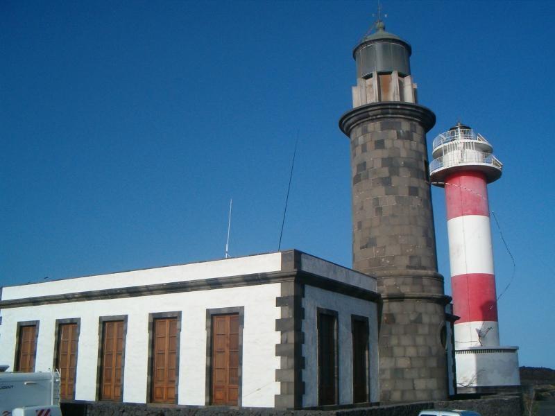 EH8FC Fuencaliente de La Palma lighthouse, Canary Islands