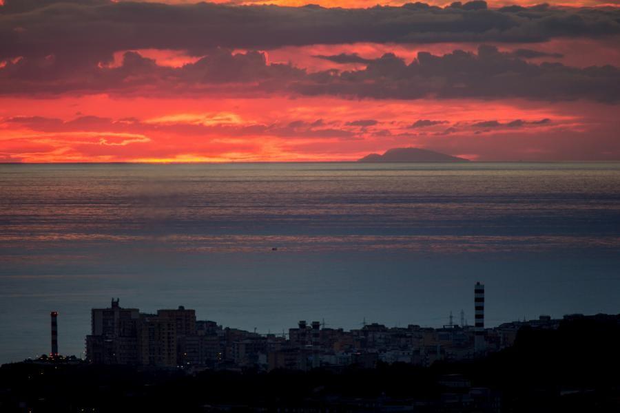 IH9/I2ADN Pantelleria Island