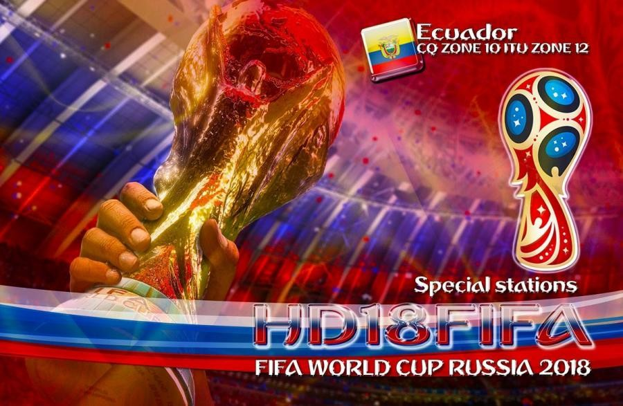 HD18FIFA Cuenca, Ecuador. FIFA World Cup 2018