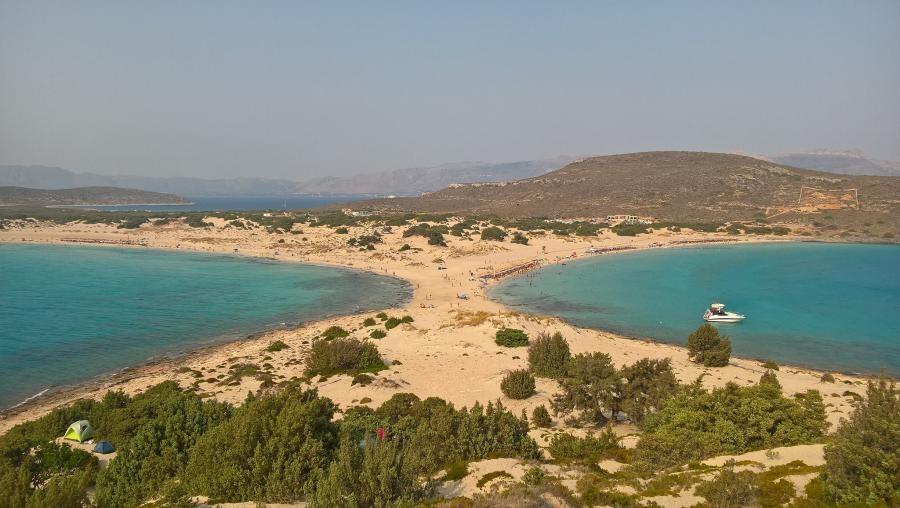 SV8/IZ4YGS Elafonisos Island, Greece