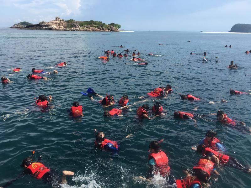 9M4IOTA Redang Island, Malaysia