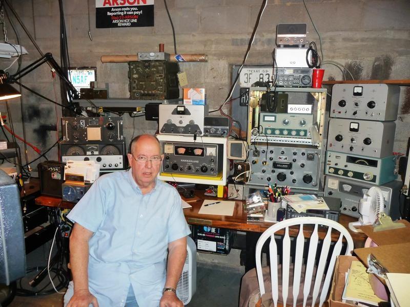 N5AF Sammy Neal, Cleveland, Texas, USA
