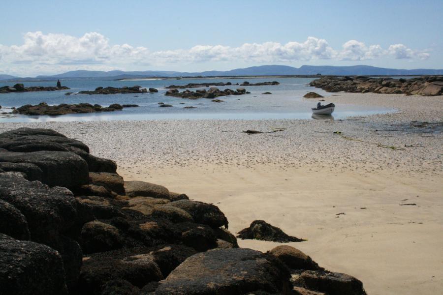 EJ6KP Aranmore Island