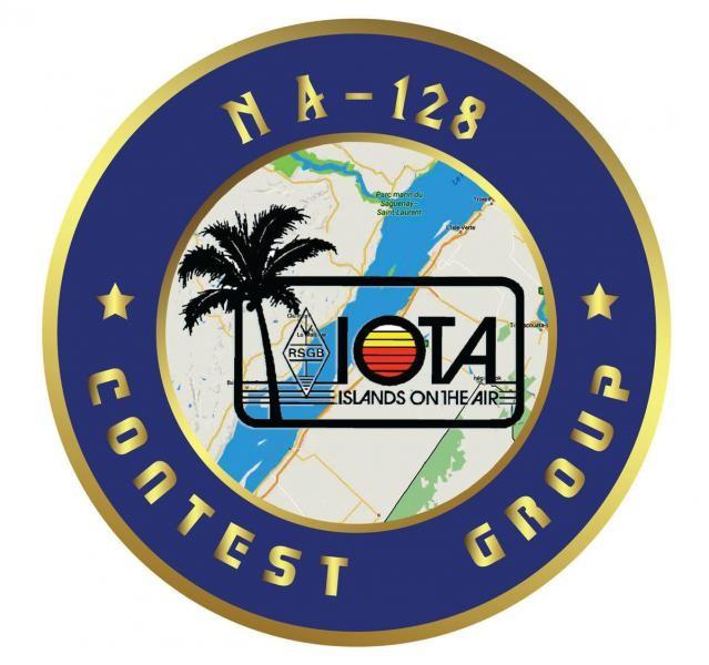 CK2I IOTA NA 128 Contest Team Logo, Ile aux Grues, Quebec, Canada