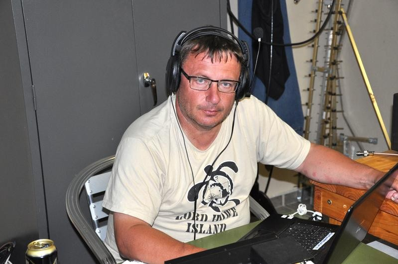 OZ/DL5CW Andreas Paulick, Hjarno Island