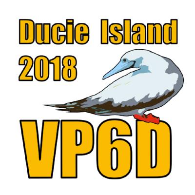 VP6D Ducie Island DX Pedition FT8