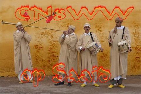 5E5WW Saaid Bacha, Meknes, Morocco.