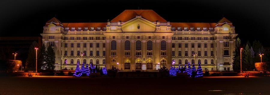 HG0UD Debrecen University, Debrecen, Hungary
