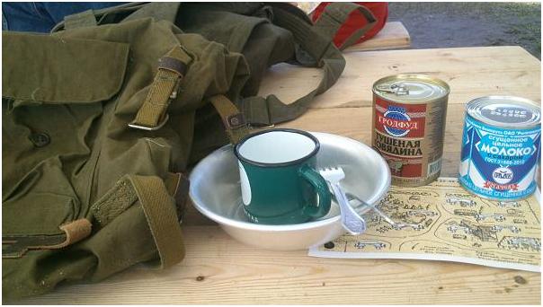 Travelling kit Hamfest Radiograd