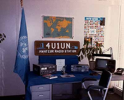 4U1UN United Nations Amateur Radio Club