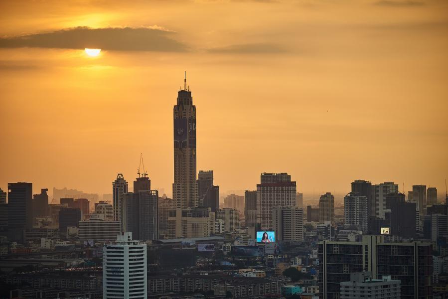 HS0ZNW Bangkok, Thailand