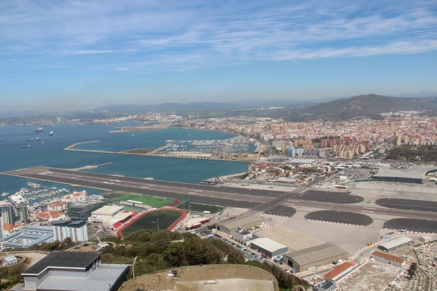 ZB2BU Gibraltar