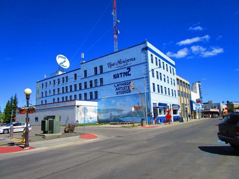 KL7NO Fairbanks, Alaska