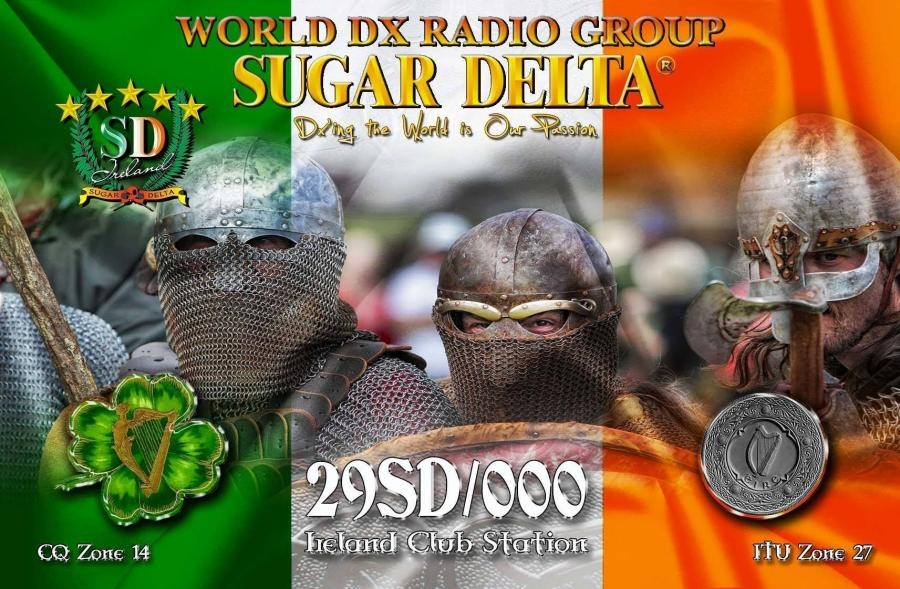 29SD/000 Ireland Club