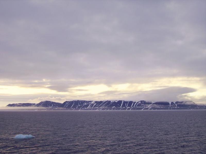 RI0BC Bolshevik Island, Severnaya Zemlya Archipelago