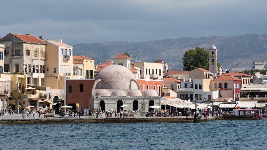 SV9/DL3HD Crete Island
