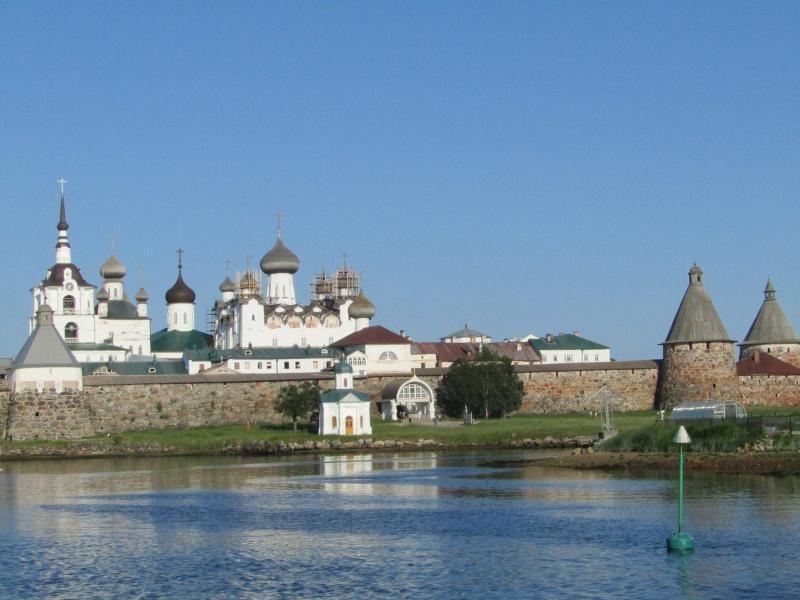 RZ1OA/P Solovetsky Islands