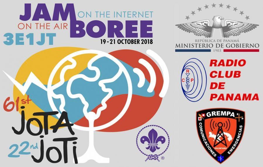 3E1JT GREMPA Scouts Radio Club de Panama