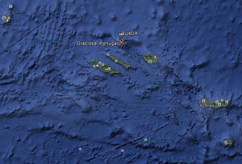 CR2L Graciosa Island