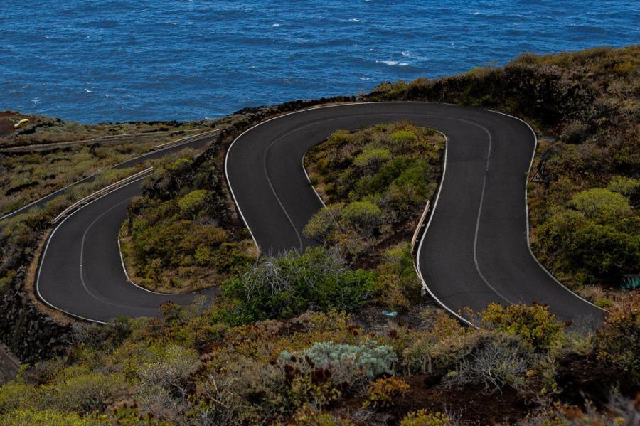 EA8/DL1RNT El Hierro Island, Canary Islands