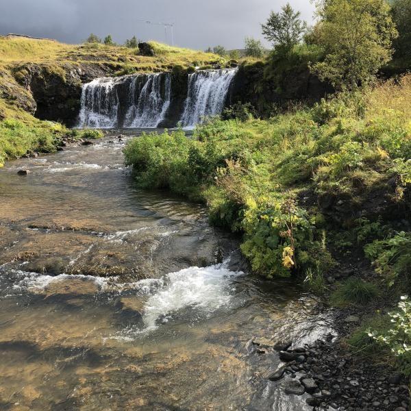 TF3PPN Mosfellsbaer, Iceland