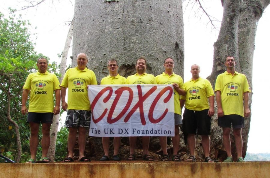 TO6OK Mayotte Islands Team 3