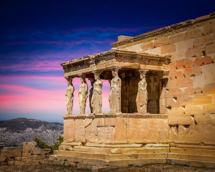 SV1/PH9HB Parthenon, Artemis, Athens, Greece