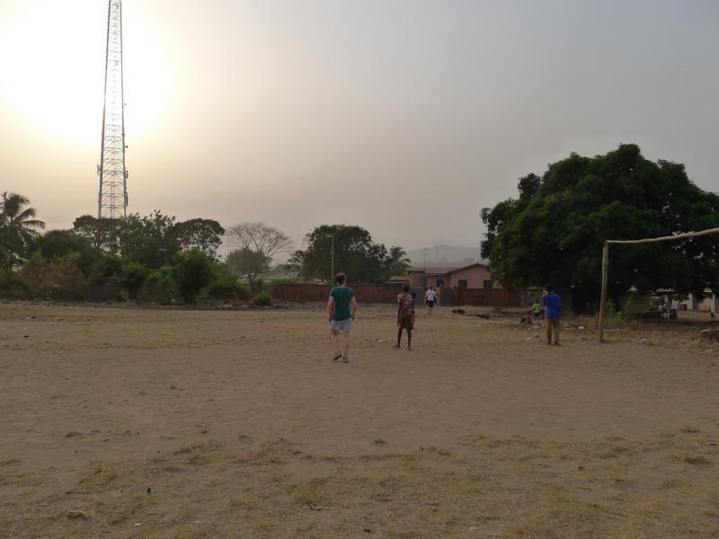 9G5SA Ho city, Ghana.