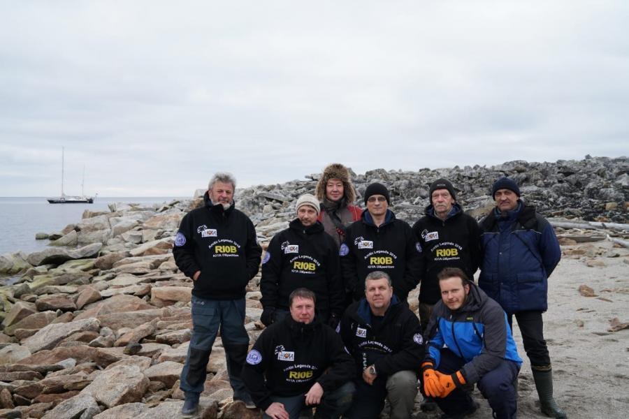 RI0B Team Nansena Island