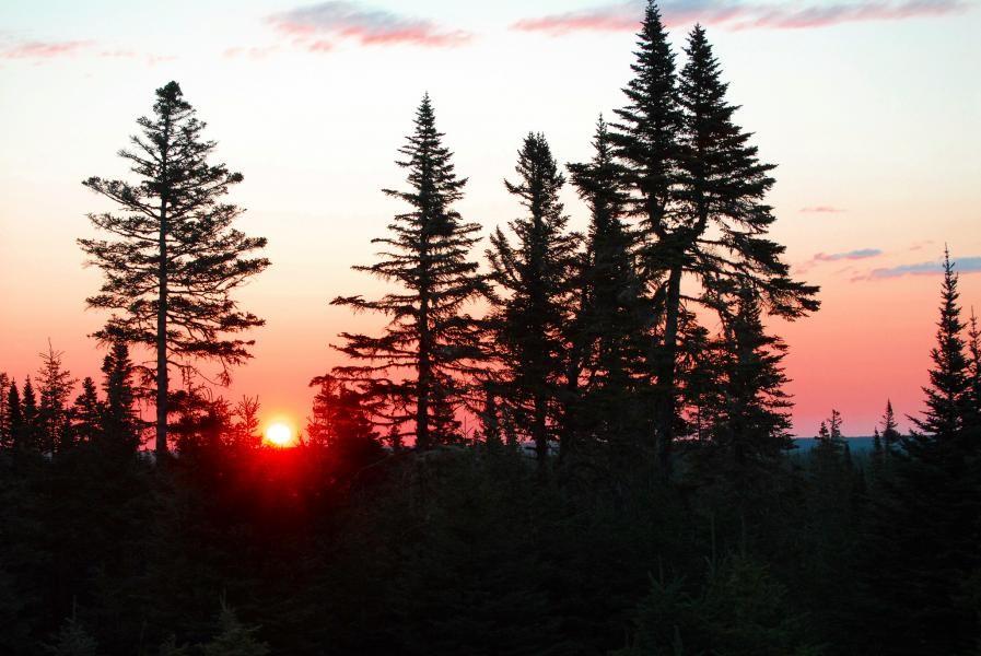 VA2IDX/P Sunrise, Anticosti Island, Canada