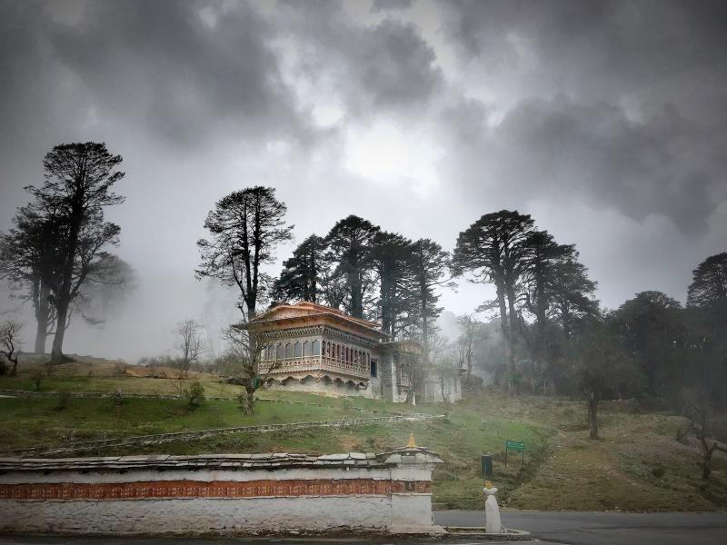 A52IST Bhutan