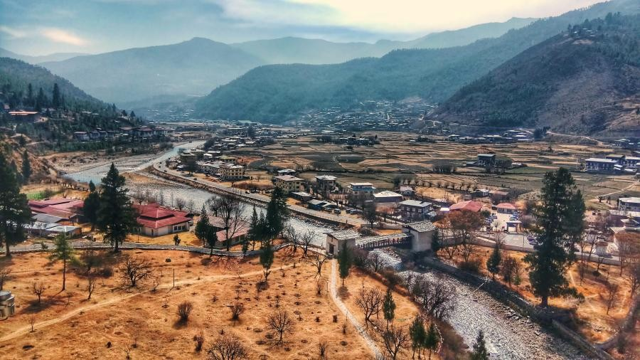 A52BH Paro, Paro, Bhutan