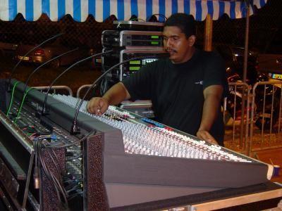 FG1GW Jean Francois Brissac, Vieux Habitants, Basse Terre Island, Guadeloupe