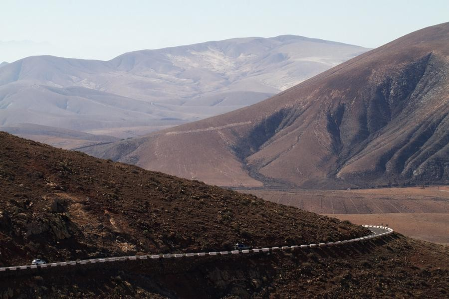EA8/DL1DAW Betancuria, Canary Islands