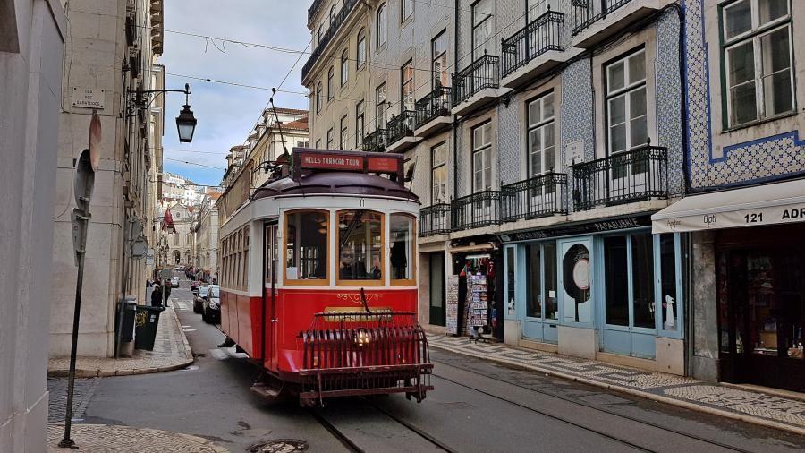 CR5N Lisbon, Portugal