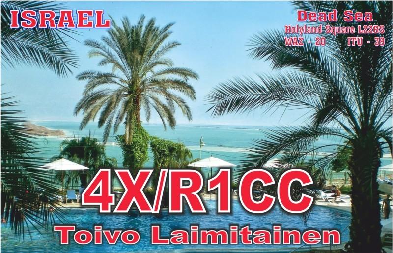 4X/R1CC Israel